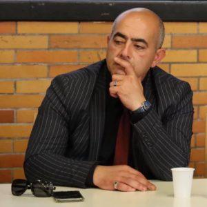 Seyran Rəfiyev -Milli Şura üzvü, siyasi aktivist