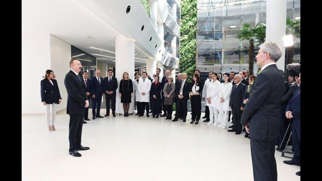 27.03.2018- Klinikanın açılışı